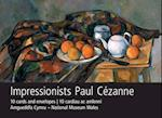 Impressionists Paul Cézanne Cards (Impressionists Card Packs)