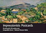 Impressionists Postcards (Impressionists Card Packs)
