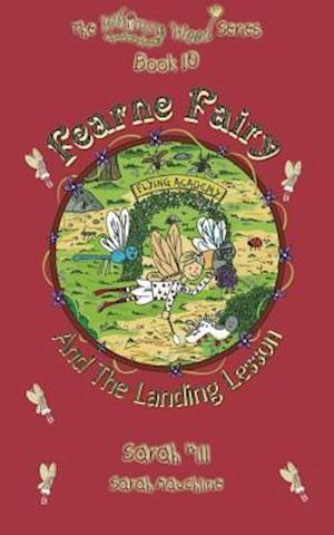 Bog, paperback Fearne Fairy and the Landing Lesson - Book 10 in the Award Winning Whimsy Wood Series af Sarah Hill