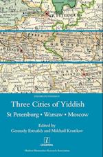 Three Cities of Yiddish (Vaccine Research and Developments)