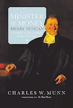 Minister of Money
