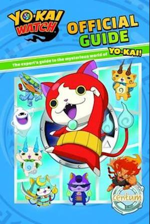 Bog, hardback Yo-Kai Watch Official Guide