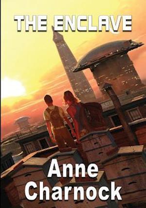 Bog, hæftet The Enclave af Anne Charnock