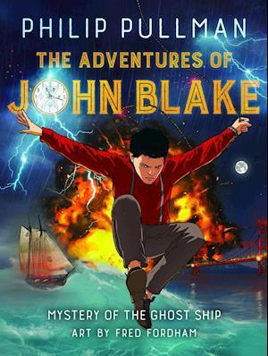 Bog hardback Adventures of John Blake af Philip Pullman
