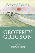Geoffrey Grigson: Selected Poems