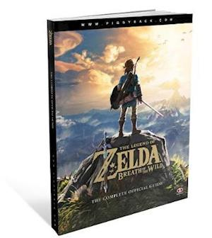 Bog, paperback The Legend of Zelda: Breath of the Wild - The Complete Official Guide