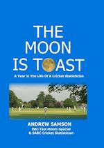 The Moon is Toast: A Year in the Life of a Cricket Statistician