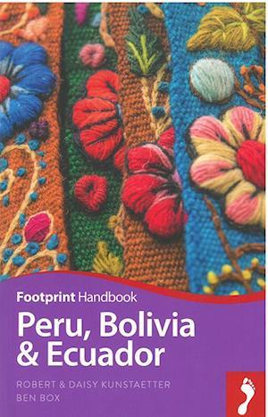 Bog, paperback Peru, Bolivia & Ecuador af Robert Kunstaetter