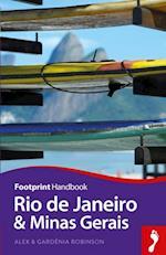 Rio de Janeiro & Minas Gerais (Footprint Handbooks)