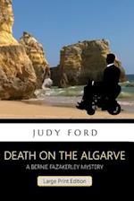 Death on the Algarve, Large Print Edition