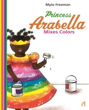 Bog, hardback Princess Arabella Mixes Colors
