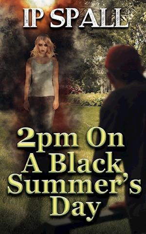 Bog, paperback 2pm on a Black Summer's Day af Ip Spall