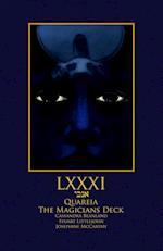 Lxxxi Quareia Magicians Deck Book