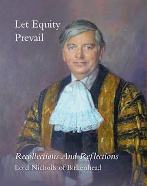 Bog, hardback Let Equity Prevail af Donald Nicholls