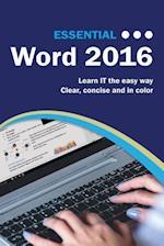 Essential Word 2016 (Computer essentials)