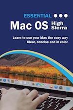 Essential MacOS: High Sierra Edition af Kevin Wilson
