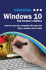 Essential Windows 10: Fall Creator's Edition af Kevin Wilson