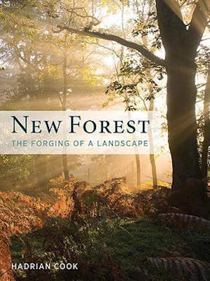 Bog, paperback New Forest af Hadrian Cook