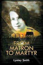 From Matron to Martyr: Jane Haining's Ultimate Sacrifice for the Jews
