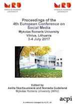 ECSM 2017 Proceedings of the 4th European Conference on Social Media Research