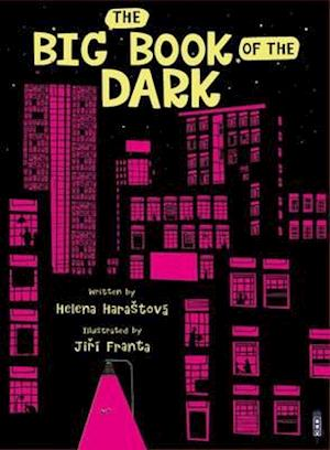 Bog, hardback The Big Book of the Dark af Helena Harastova