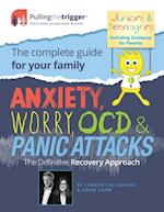 Anxiety, Worry, OCD and Panic Attacks - The Definitive Recovery Approach af Adam Shaw, Lauren Callaghan