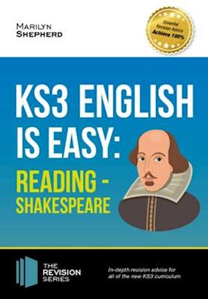 Bog, paperback KS3: English is Easy - Reading (Shakespeare). Complete Guidance for the New KS3 Curriculum af Marilyn Shepherd