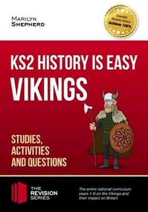KS2 History is Easy: Vikings (Studies, Activities & Questions) Achieve 100%