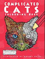 Complicated Cats : Colouring Book af Complicated Colouring