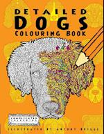Detailed Dogs: Colouring Book af Complicated Colouring