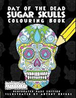 Day of the Dead - Sugar Skulls: Colouring Book af Complicated Colouring