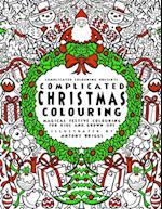 Complicated Christmas - Colouring Book