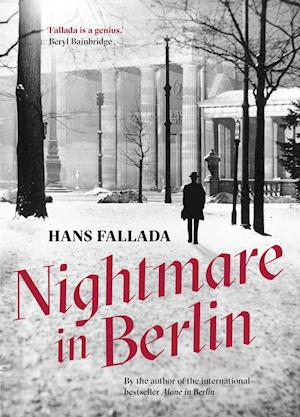 Bog paperback Nightmare in Berlin af Hans Fallada
