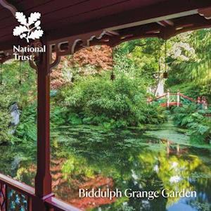 Biddulph Grange Garden, Staffordshire