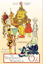The Wonderful Wizard of Oz: Unabridged & illustrated