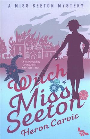 Bog, paperback Witch Miss Seeton af Heron Carvic