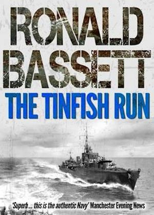 Bog, paperback The Tinfish Run af Ronald Bassett