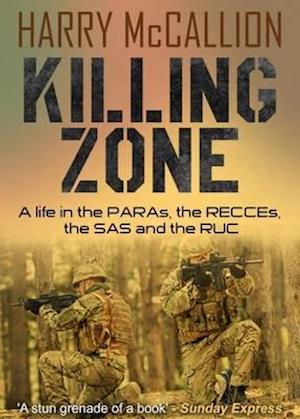 Bog, paperback Killing Zone af Harry McCallion