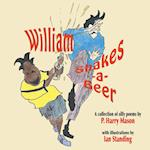 William Shakes a Beer