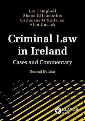 Criminal Law in Ireland 2nd edition