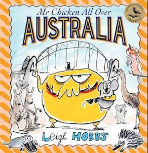 Mr Chicken All Over Australia