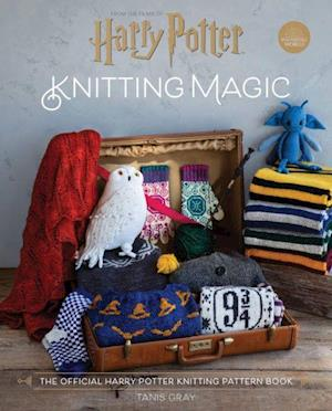 Harry Potter Knitting Magic: The official Harry Potter knitting pattern book (HB)