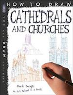 How To Draw Cathedrals and Churches (How to Draw)