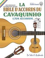 La Bible D'Accords Du Cavaquinho af Tobe A. Richards