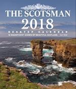 The Scotsman Desktop Calendar 2018 (In CD Box)