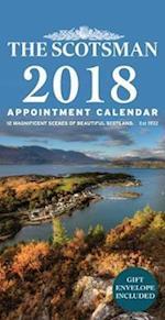 The Scotsman Appointment Calendar 2018