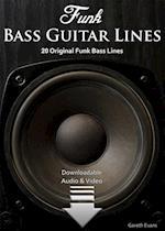 Funk Bass Guitar Lines (Bass Guitar Lines)