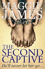 The Second Captive af Maggie James