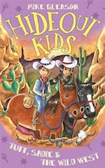 Tuff, Sadie & the Wild West af Christine Harrison, Mike Gleason