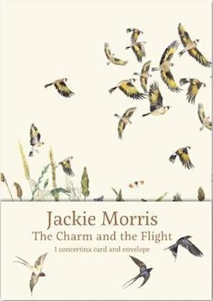 The Charm and the Flight Concertina Card